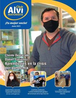 Ofertas de Supermercados y Alimentación en el catálogo de Alvi ( Vence mañana)
