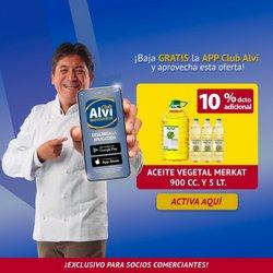 Ofertas de Alvi en el catálogo de Alvi ( Vence hoy)