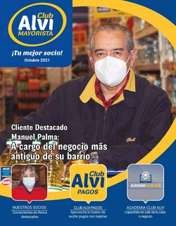 Catálogo Alvi ( Publicado ayer)