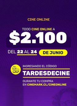 Catálogo Cinemark ( Vence hoy)