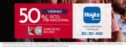 Ofertas de CineHoyts  en el catálogo de Puerto Montt