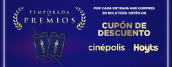 Ofertas de CineHoyts  en el catálogo de La Serena