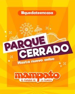 Ofertas de Viajes y Ocio en el catálogo de Mampato ( 12 días más)