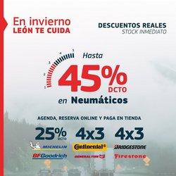 Ofertas de Autos, Motos y Repuestos en el catálogo de León ( 2 días más)