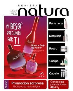 Ofertas de Perfumerías y Belleza en el catálogo de Natura ( 5 días más)