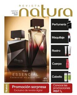 Catálogo Natura ( Publicado ayer)