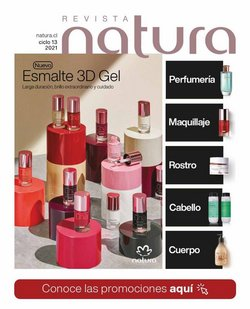 Catálogo Natura ( 17 días más)