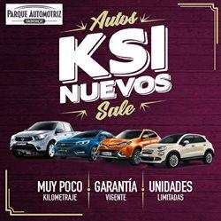 Ofertas de Parque Automotriz  en el catálogo de Santiago