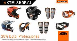 Ofertas de KTM  en el catálogo de Santiago