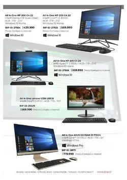 Ofertas de HP en el catálogo de Bip ( 14 días más)