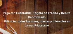 Ofertas de Banco Estado  en el catálogo de Santiago