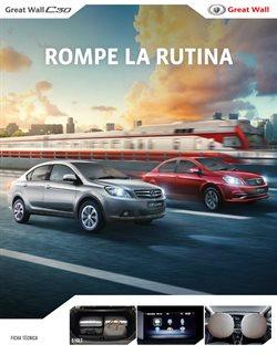 Ofertas de Autos, Motos y Repuestos en el catálogo de Derco en La Florida ( Caducado )