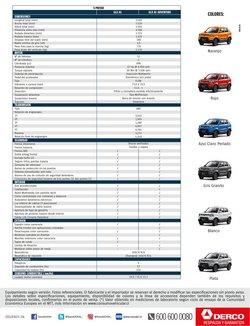 Ofertas de Autos, Motos y Repuestos en el catálogo de Derco ( Publicado ayer)