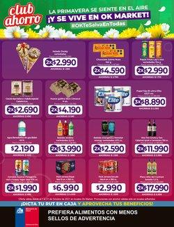 Ofertas de OK Market en el catálogo de OK Market ( 6 días más)