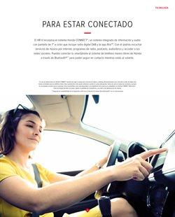 Ofertas de GPS navegación y HiFi en Honda