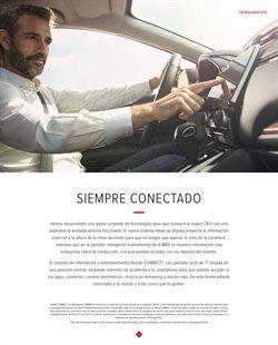 Ofertas de Garmin  en el catálogo de Honda en Viña del Mar