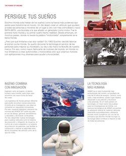 Ofertas de Motos  en el catálogo de Honda en Maipú