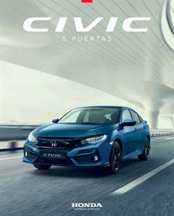 Catálogo Honda en Santiago ( Más de un mes )