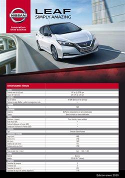 Catálogo Nissan en Concepción ( Más de un mes )