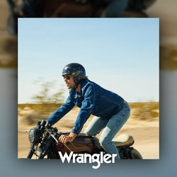 Ofertas de Ropa, Zapatos y Accesorios en el catálogo de Wrangler ( Vence hoy)