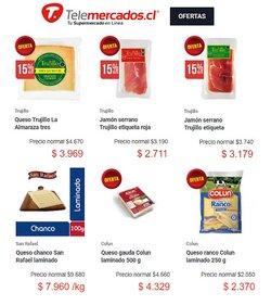 Ofertas de Colun en el catálogo de Telemercados ( Vence mañana)