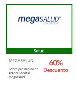 Ofertas de Megasalud  en el catálogo de Osorno