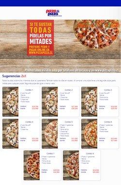 Ofertas de Pizza Pizza en el catálogo de Pizza Pizza ( 5 días más)
