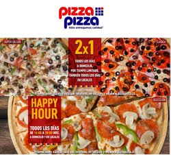 Catálogo Pizza Pizza ( 6 días más)