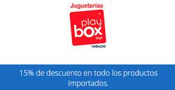 Ofertas de Play Box  en el catálogo de Viña del Mar