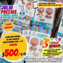 Ofertas de Mister Cotillón en el catálogo de Mister Cotillón ( 5 días más)