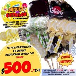 Ofertas de Juguetes y Niños en el catálogo de Mister Cotillón ( 5 días más)