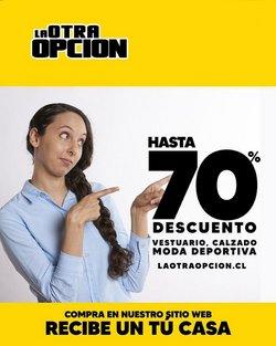 Ofertas de Deporte en el catálogo de La Otra Opción ( Vence hoy)