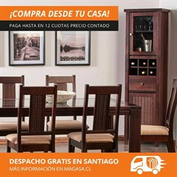 Ofertas de Mesa regulable en Magasa