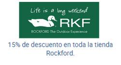 Ofertas de RKF Outdoor  en el catálogo de Santiago