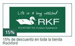 Ofertas de RKF Outdoor  en el catálogo de La Florida