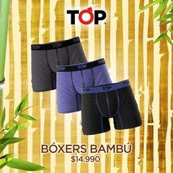 Ofertas de Top Underwear en el catálogo de Top Underwear ( 7 días más)