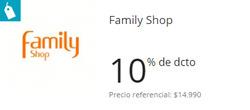 Ofertas de Family Shop  en el catálogo de Puente Alto