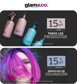 Ofertas de Glam & Co en el catálogo de Glam & Co ( 28 días más)
