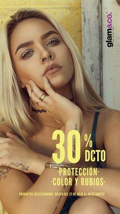 Ofertas de Glam & Co en el catálogo de Glam & Co ( Publicado hoy)