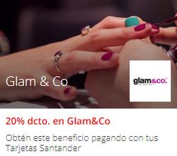 Ofertas de Glam & Co  en el catálogo de Las Condes