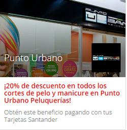Ofertas de Peluquerías Punto Urbano  en el catálogo de Puente Alto