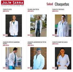 Ofertas de flores en el catálogo de Julin Serra ( Publicado hoy)