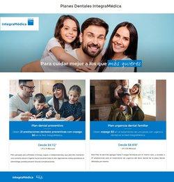 Ofertas de IntegraMédica en el catálogo de IntegraMédica ( 6 días más)