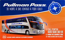 Ofertas de Pullman Bus  en el catálogo de Huechuraba