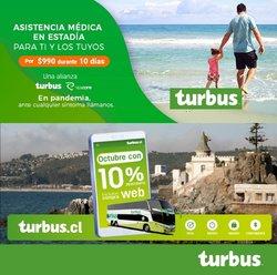Ofertas de Tur Bus en el catálogo de Tur Bus ( 6 días más)