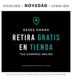 Ofertas de Lounge  en el catálogo de Lo Barnechea