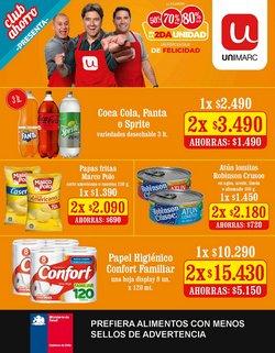 Catálogo Unimarc ( 15 días más)