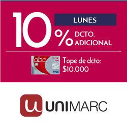 Ofertas de Hiper-Supermercados  en el catálogo de Unimarc en Puerto Montt