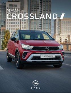 Ofertas de Autos, Motos y Repuestos en el catálogo de Opel ( Más de un mes)