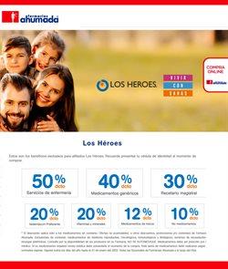 Ofertas de Bancos y Servicios en el catálogo de Los Heroes ( Más de un mes)